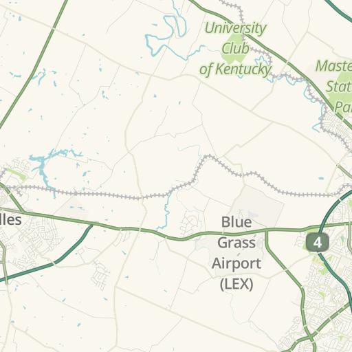 Lexington Traffic | I-75 Exit Guide