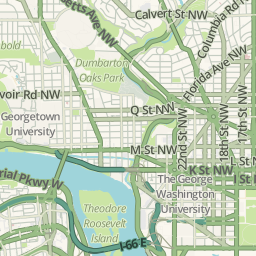 Washington Dc Traffic Traffic Reports Road Conditions And Maps