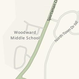 Waze Livemap   Driving Directions To Uhaul Self Storage, Bainbridge Island,  United States