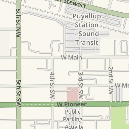 Waze Livemap Driving Directions To Bourbon Street Bar And Grill