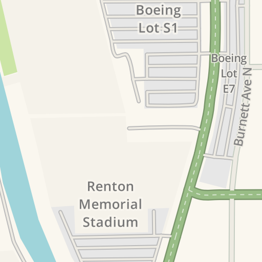 Waze Livemap Driving Directions To Boeing 10 20 Renton United States