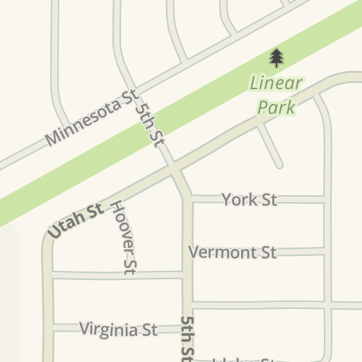 Waze Livemap - Driving Directions to In-N-Out Burger