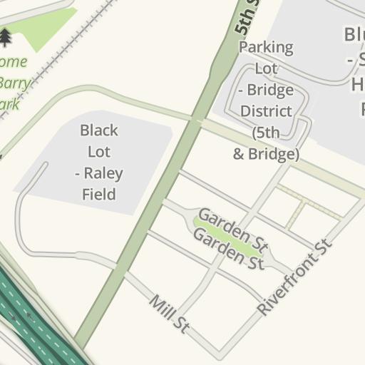 Waze Livemap Driving Directions To Sacramento City College West