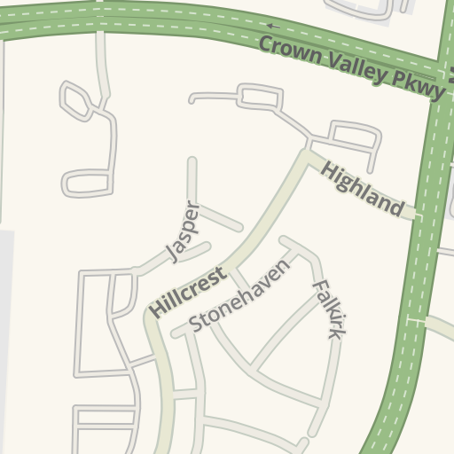 Waze Livemap Driving Directions To Home Depot Mission Viejo