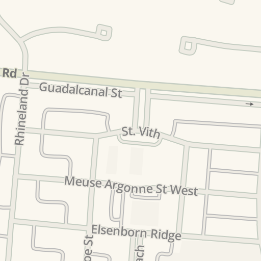 Waze Livemap - Driving Directions to Fort Irwin Middle
