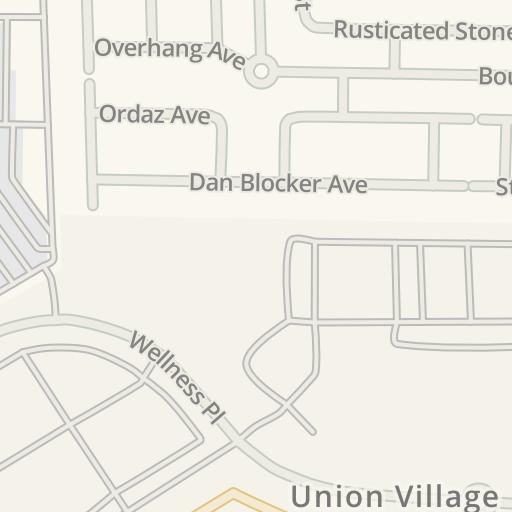 Waze Livemap Driving Directions To Loya Insurance Company Las