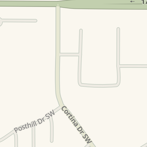 Waze Livemap - Driving Directions to Webber Academy, Calgary