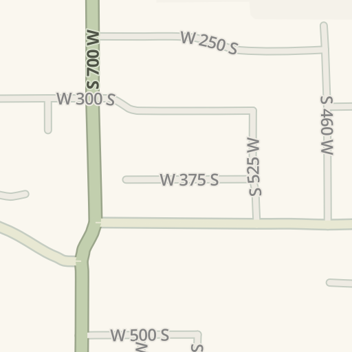 Waze Livemap - Driving Directions to Dixie State College Hurricane on