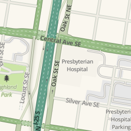 Waze Livemap - Driving Directions to Presbyterian Hospital