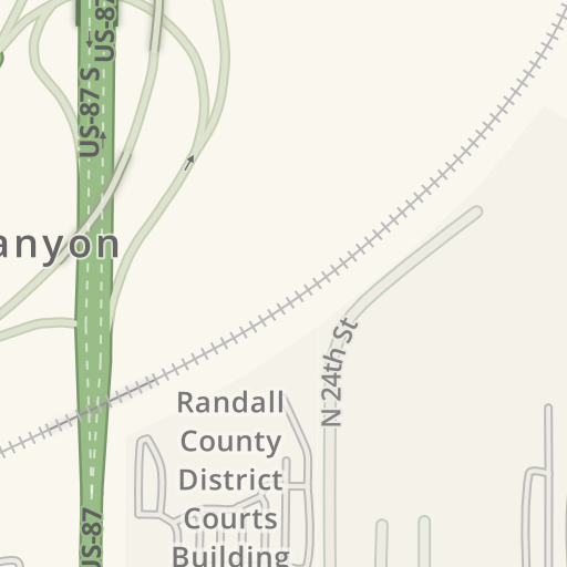 Waze Livemap - Driving Directions to Randall County District