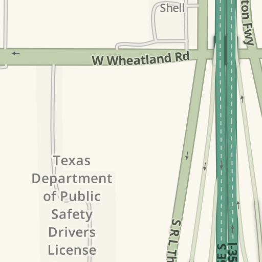 texas drivers license center dallas