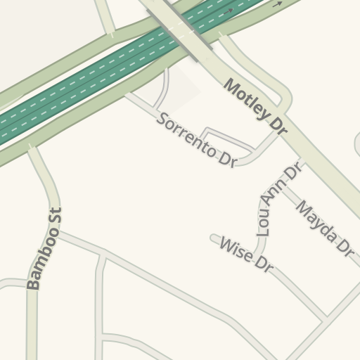 Waze Livemap - Driving Directions to Eastfield College Bldg. M ... on