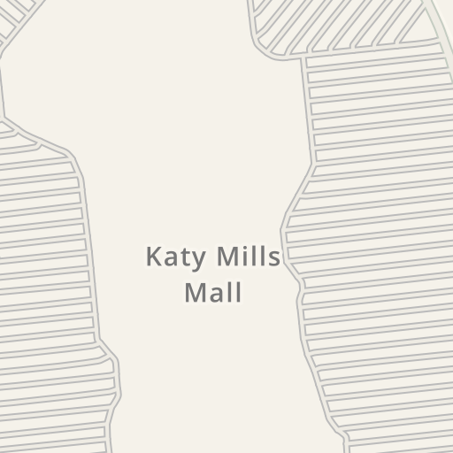 Waze Livemap - Driving Directions to Neighborhood 6 Lot - Katy Mills ...