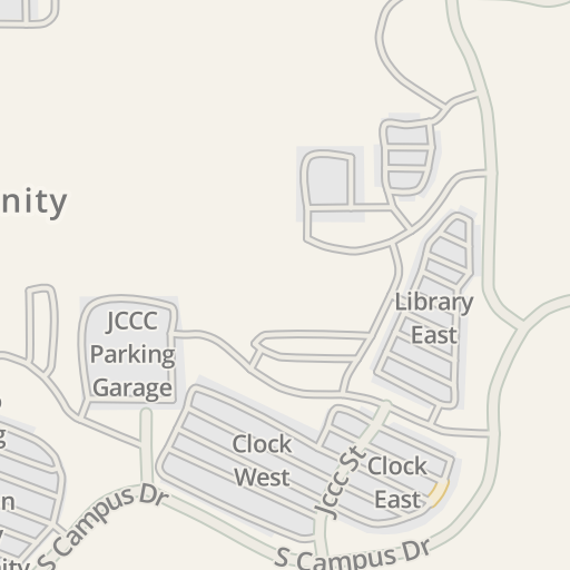Goddard Campus Map.Waze Livemap Driving Directions To Goddard School Overland Park
