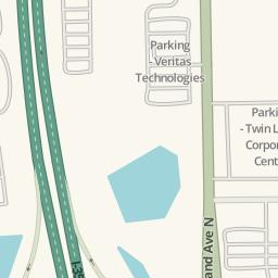 Waze Livemap   Driving Directions To Roseville Chrysler Jeep Dodge RAM,  Roseville, United States