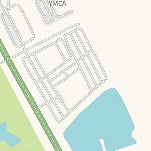 Waze Livemap Driving Directions To Parking Lou Fusz Chrysler