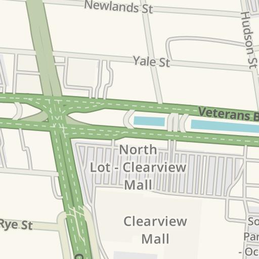 waze livemap driving directions to cvs pharmacy inside target