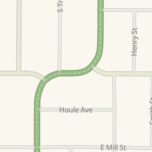 Kewanee Illinois Map.Waze Livemap Driving Directions To 504 Park Avenue Kewanee