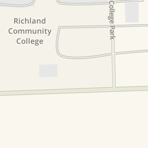 Waze Livemap - Driving Directions to Richland Community College ...