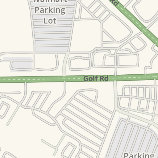 Waze Livemap - Driving Directions to MYR GROUP, Rolling