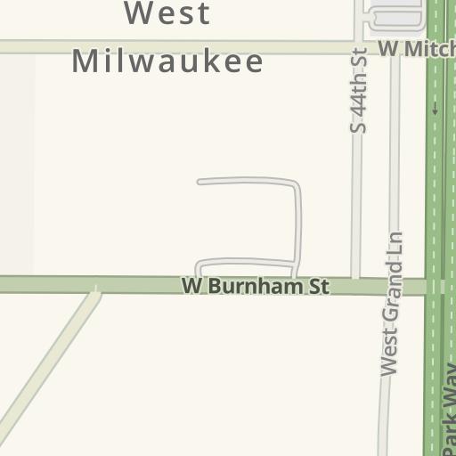 Waze Livemap Driving Directions To Certifit Auto Body Parts West