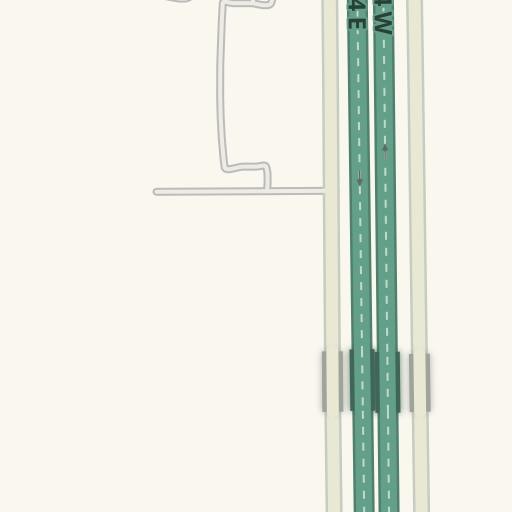 Waze Livemap Driving Directions To Parking Bob Rohrman Kenosha Nissan Pleasant Prairie United States