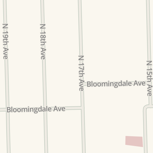 Driving Directions To 15th Ave Adult Emporium