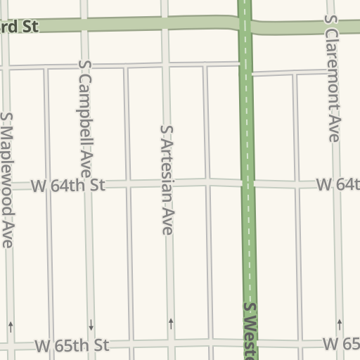 Garcias Tire Shop >> Waze Livemap Driving Directions To Garcia Tire Shop Chicago