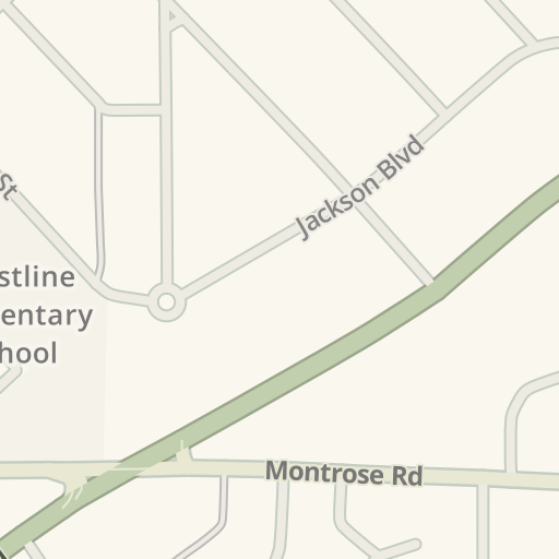 Waze Livemap Driving Directions To The Ups Store Mountain Brook