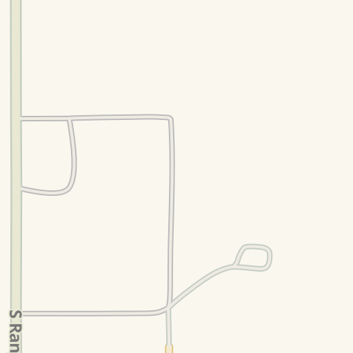 Waze Livemap Driving Directions To Bailey 39 S Discount Center