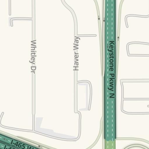 Waze Livemap Driving Directions To Dreyer Reinbold Mini