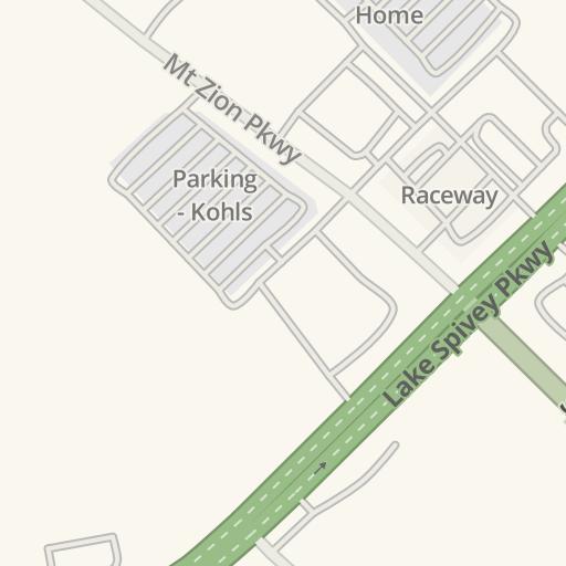 Waze Livemap - Driving Directions to Brandsmart USA