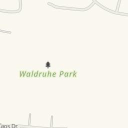 Waldruhe park