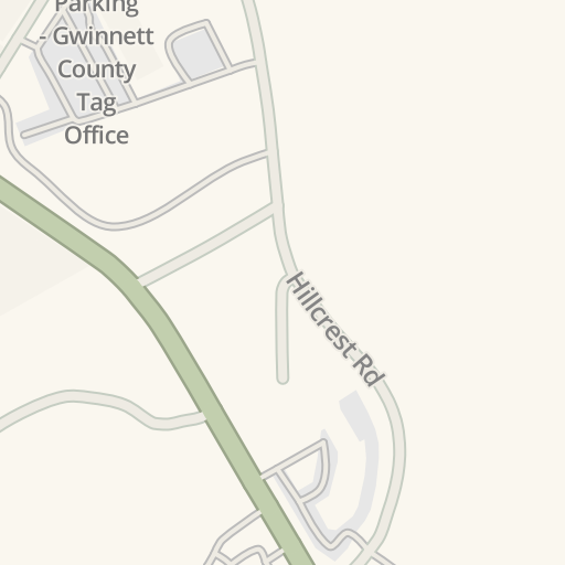 Gwinnett County Tag Office