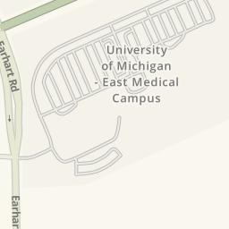 Waze Livemap - Driving Directions to University of Michigan
