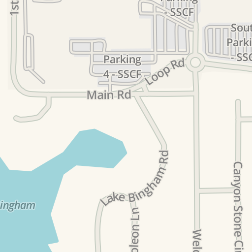 Waze Livemap Driving Directions To Seminole State College