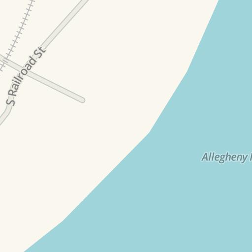 Waze Livemap Cómo Llegar A Bouquet Park Pool Springdale United States
