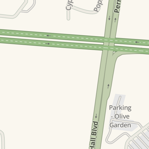 waze livemap driving directions to lifeway christian book store white marsh united states - Olive Garden White Marsh