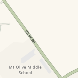 Waze Livemap - Driving Directions to Mt Olive Middle School