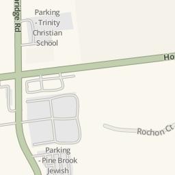 Waze Livemap - Driving Directions to Stadium - Montville