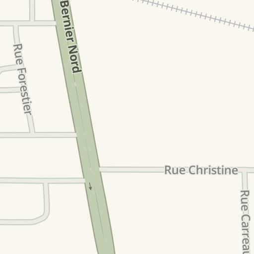 Pneu Robert Bernard >> Waze Livemap Driving Directions To Robert Bernard Pneus Saint