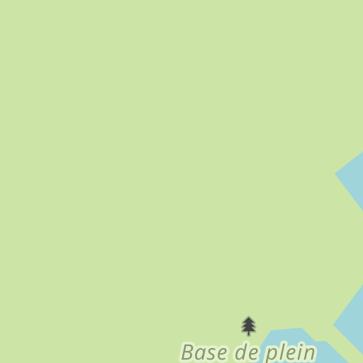 Waze Livemap Driving Directions To Centre Jardin Hamel L 39
