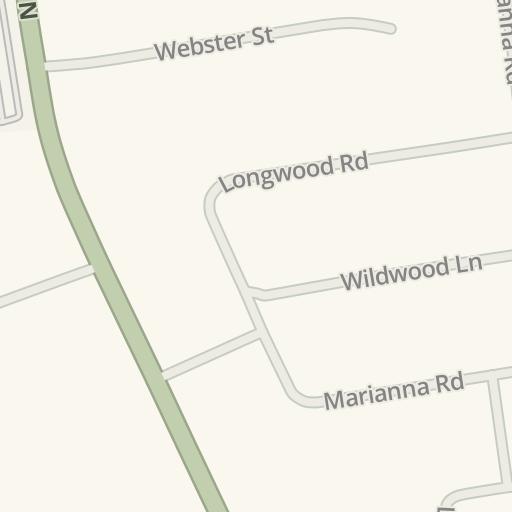 Waze Livemap - Driving Directions to Canobie Lake Park, Salem ... on