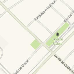 Waze Livemap   Driving Directions To La Maison Du Spaghetti, Rimouski,  Canada
