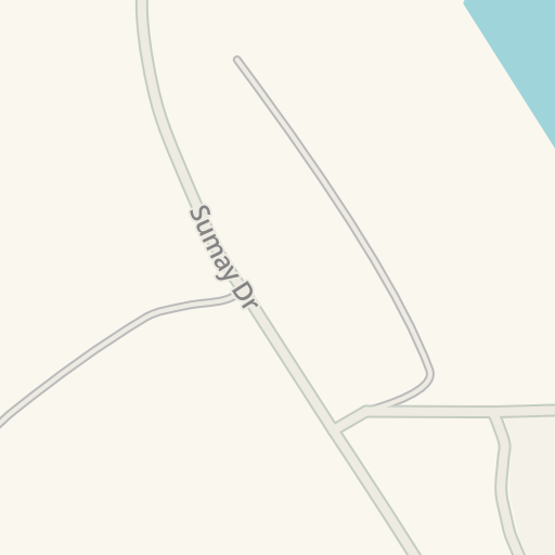Waze Livemap - Driving Directions to Naval Base Guam Housing Office
