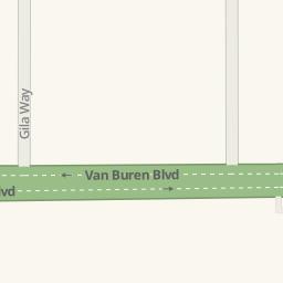 Driving Directions To Orange Crest Self Storage Riverside United States Waze Maps
