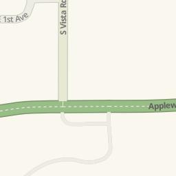 driving directions to autonation mazda spokane, spokane valley
