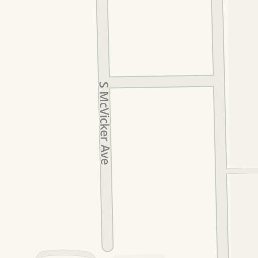 Driving Directions To Hawk Ford W 95th St 6220 Oak Lawn Waze