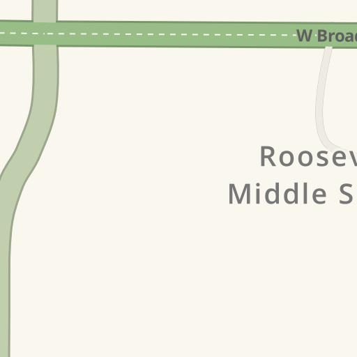Routebeschrijving Naar Hubbard Chevrolet Buick Gmc W Broadway St 901 Monticello Waze