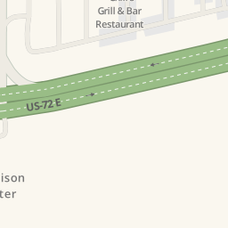 Driving Directions To Stevi Bs Madison United States Waze Maps - Stevi b's us map